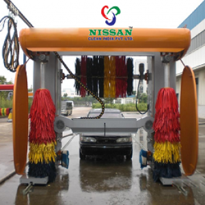 Car Wash machine supplier in India