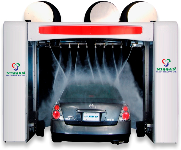 Automatic Car Wash Equipment In India