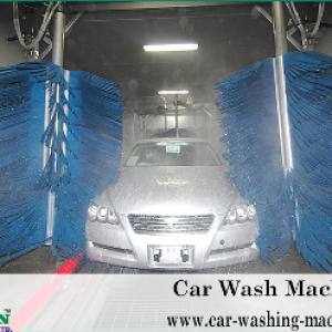vehicle washing machine