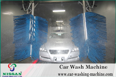 Car Wash Manufacturer in India