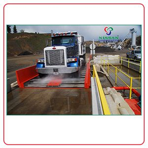 Drive Trough, Truck wash system India