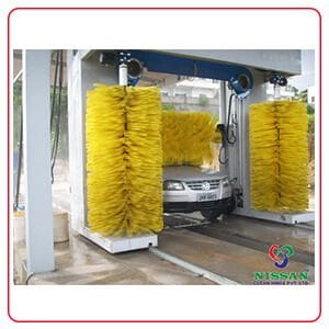 Automatic Car Wash manufactures india