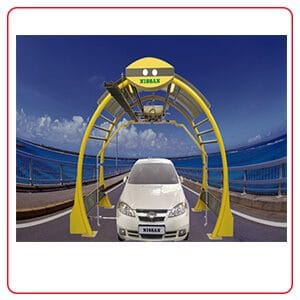Robotic Car Wash Machine Equipment India