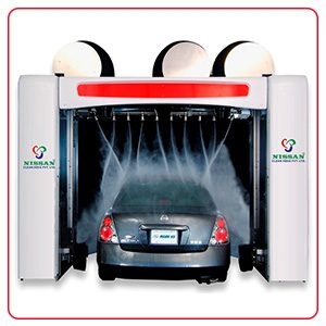 Roll Over Car Wash Manufacturer India