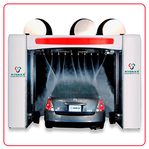 Roll Over Car Wash Manufacturer India