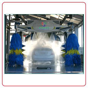 Soft Touch Car wash system Manufacturer India
