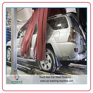 Touchless Car Wash System India